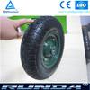 Big promotion sales wheelbarrow rubber wheel 350-7