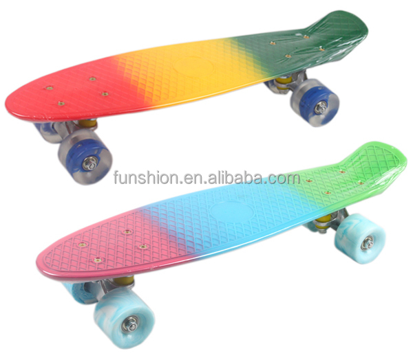 mini cruiser skateboard penny board trucks and wheels. Black Bedroom Furniture Sets. Home Design Ideas