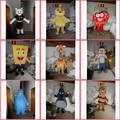Caliente!!! Pieles popular personaje de dibujos animados mascota bob esponja de disfraces para adultos