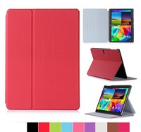 Premium protective PU leather tablet case for samsung tab s 10.5* free logo