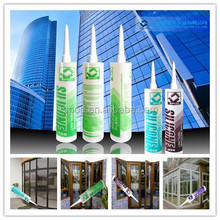 price for medium quality glass silicone sealant