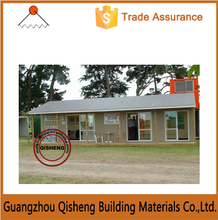 2015 Guangzhou High Grade Easy assemble Modified Container structure office removable house for sale