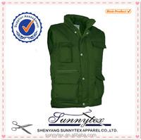 SUNNYTEX Winter Man Work Vest