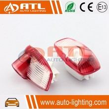 Newest elegant high class mold new car led for light car led light logo