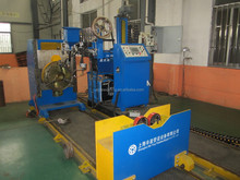 The Excellent Automatic Pipe Welding Machine with Three Welding Torches (TIG+MIG+SAW)