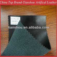 2.0mm pu coated split leather backing for safety shoes