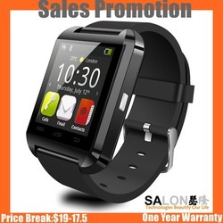 2015 fashion u8 smart watch,u8 very small mobile phones,small size mobile phones