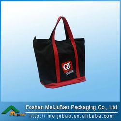 Promotional lastest design cheap cotton canvas tote bags