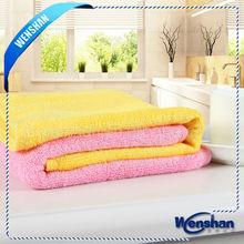 toalla de baño para el hotel
