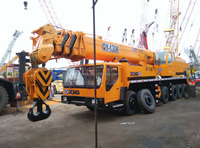 Best selling, cheap price & high quality, 130t used XCMG QY130K truck/mobile crane sales in Shanghai