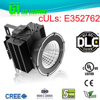 Top quality 5 years warranty DLC UL cUL certificated outdoor LED floodlight IP65 300W