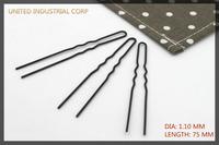 Factory direct professional metal hair grip