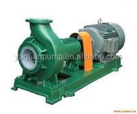 IHF Fluorine plastic lined sulfuric acid pump/nitric acidsulfuric acid