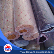 stocklot goods in china Low price pvc coated polyester fabric