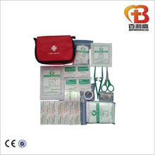 cute first aid kit/mini red first aid kit/red first aid kit-W13