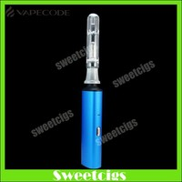 2015 Sweetcigs Vapecode VC35 G VC35G Dry herb rex Vaporizer Pen Electronic Cigarette with glass bubbler mouthpiece water pipe