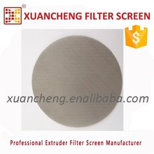Austria SML use filter mesh stainless steel wire mesh