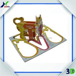 Chian Factory Direct 3D Foam Puzzle/EPS Board 3D Puzzle