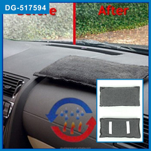 New color change Car Dehumidifier bag Air dry bag moisture absorber desiccant bag