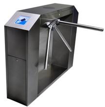 High technology turnstile supplier 2 years warranty turnstile automatic gate system fingerprint access control