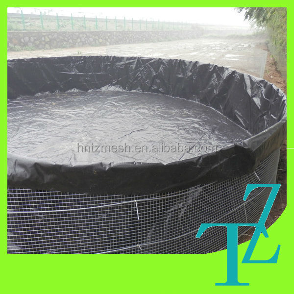 Fish Farm Pond Liner Hdpe Geomembrane Buy Hdpe
