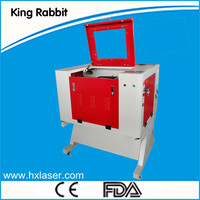 New products 2015 King Rabbit 3050SC 40W Laser engraving machine