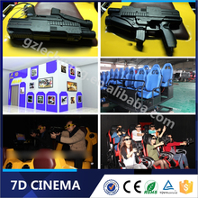 Real Feeling Theme Park 7D 8D 9D 11D 12D Indoor Amusement Game Machine