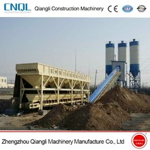 HZS60 Precast Ready Mix Small Concrete Batching Plant for Sale