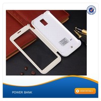 AWC159 3000mah stand flip power case for samsung galaxy s5 i9600