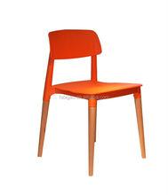 BiGao Modernize Stackable Plastic Leisure chair #B018