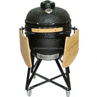 Garden suppliers charcoal bbq smoker fire pits