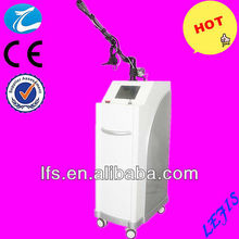 RF Excited Tube scar removal fractional CO2 laser