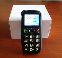 senior citizens mobile phone large button SOS cell phone for old people