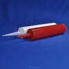 300ml cylindrical silicone sealant tube