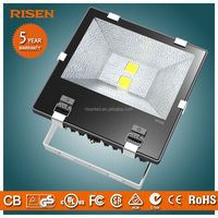 High-end bright outdoor waterproof Bridgelux meanwell power supply rechargeable fishing led flood light 120w
