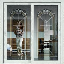 Bathroom Tempered Glass Door