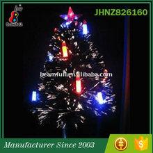 Zhejiang Supplier Famouse Brand Luxury fiber optic christmas tree
