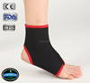 Samderson C1AN-1501 Black Sports Heel Opening Ankle Band/Support/Brace