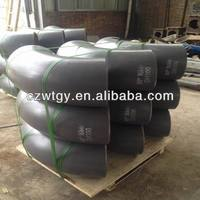 carbon steel pipe fittings/MSS SP-75 WPHY pipe fittings