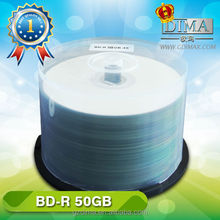 bulk stock cheap printable blu-ray discs made in China