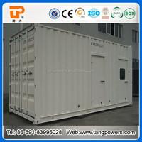 diesel generator 1000kw manafacturer low price soundproof 1mw diesel generator
