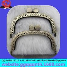 craft Hardware bag accessories metal copper brass gold silver bronze antique purse Clip