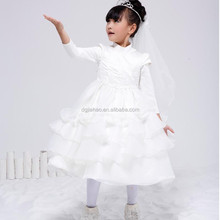 NEWEST HOT SALES CLASSICAL FROCK DESIGN FOR BABY GIRL