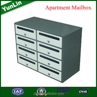 YL00-D apartment mailbox in description of building materials