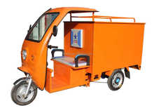 2015 new style Electric Courier /3 wheels Eelectric Tricycle/hot sales for Express