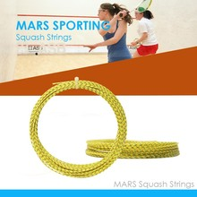 high quality Textured wear surface impart spin Squash string