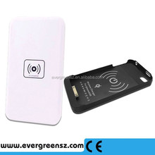 Qi wireless charger receiver case for iphone 4/5/6
