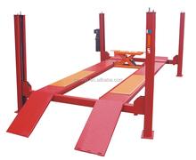 four post car hydraulic lifter