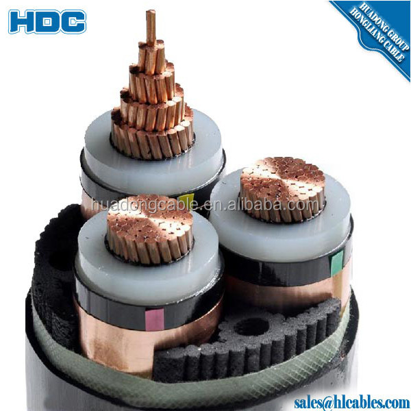 HV power copper cable-19