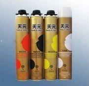 polyurethane windshield waterproof PU foam sealant in china
